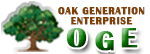 Oak Generation Ent. Logo